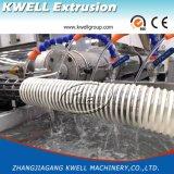 Linha de produção espiral da mangueira da sução do PVC, extrusora resistente química da mangueira