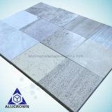 Faible prix de placage de marbre Honeycomb panneau composite de base-de-chaussée de Foshan