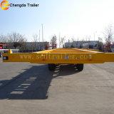 중국 3 차축 40ton 40ft 콘테이너 해골 트레일러