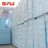 Панель стены и пола листа пены внешнего теплоизолирующего материала голубая