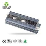 Imperméable IP67 100W sortie simple de courant constant de plein air Driver de LED AC/DC