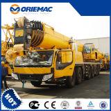 Guindaste hidráulico guindaste móvel Qy100k-I de 100 toneladas