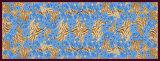 Пользовательские шаблоны разноцветных шелковых цифровой печати уходе жоржет Шаль для женщин
