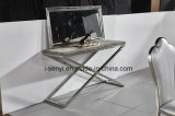 ホテルの家具の居間の家具の装飾のステンレス鋼フレームミラー