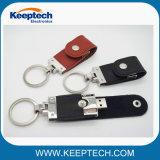 가죽 USB 섬광 드라이브 32GB (KT-PD006)
