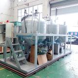 2000L par pyrolyse désodorisation de l'huile de la machine de traitement par lots