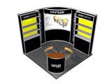 Custom 10X10 Trade Show standard en aluminium Support d'affichage