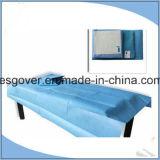 使い捨て可能なPPのNon-Woven病院用ベッドシート