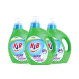 La fragancia de lavanda 2L Detergente líquido para lavar la ropa