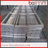Steck d'acciaio prefabbricato per l'armatura