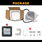 Comercio al por mayor de 3 pulgadas Super Brightne Waterproof 40W luz LED de trabajo 12V
