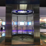 [فوجيزي] بطاقة مصعد شامل رؤية زجاجيّة