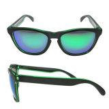 Correspondance des couleurs Fashion Design Logo personnalisé La Chine a fait des lunettes de soleil