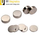 Magnete rotondo del neodimio della terra rara del disco del forte nichel dei magneti