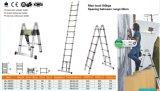 Горячая продажа телескопической лестницы с длиной 3,2 м