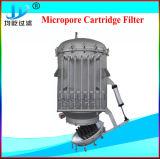 Filtro a sacco industriale con la cartuccia di filtro per il sistema di irrigazione goccia a goccia
