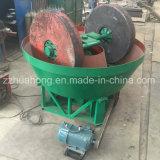 Moulin humide de carter de la Chine pour la sélection d'or, minerai d'or meulant le prix humide de moulin de carter