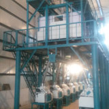 Low Price Wheat Flour Mill plans (80t)