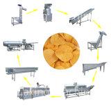 Machines d'usine de pommes chips de grande capacité