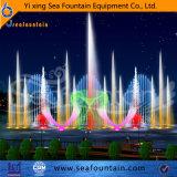 Grand Étang Musical Fontaine d'éclairage LED