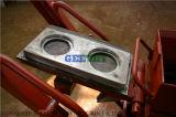 機械を作るEco Bravaの油圧粘土の連結のブロック