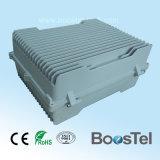 850MHz&2100MHz se doblan aumentador de presión móvil ajustable de la señal de Digitaces de la anchura de banda de la venda