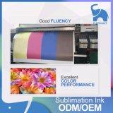 Encre de textile de sublimation de teinture de Kiian d'excellente couleur Salut-PRO pour Dx5
