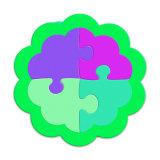 De verschillende Onderlegger voor glazen van pvc van de Korrel van het Ontwerp Kleurrijke Milieuvriendelijke voor Verkoop