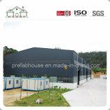 Ingewikkelde Hoge Gemakkelijke Qualtity bouwt het Pakhuis/de Workshop/de Hangaar van de Structuur van het Staal