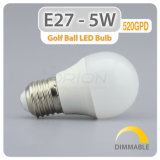 小型LEDの地球の球根5W 450lm E14 P45 LEDの球根