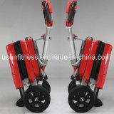 Três Rodas Trikke Scooter Elétrico Dobrável Eléctrico de Scooter de mobilidade aluguer