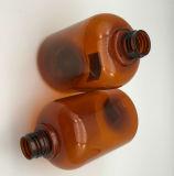 Бутылки художнического и хорошего качества пластичные прозрачные для продуктов жидкости запитка руки