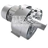 compressor de ar lateral industrial regenerative silencioso da canaleta do vácuo 220/380V elevado