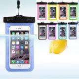Housse de téléphone universel étanche Sac étanche pour téléphone cellulaire ou en dessous de 5,8 pouces