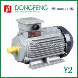 Y2 motore a corrente alternata A tre fasi del collegare di rame di serie 100%