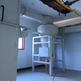 Puder-Beschichtung-Maschine für LPG-Gas-Zylinder HLT