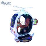 Parque de diversões com moedas 3D passeios Kiddie Voo extremas