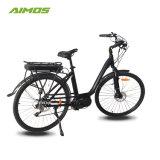 Unidade central da cidade de 250 W com bicicletas eléctricas do motor de arranque