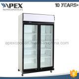 Bildschirmanzeige-Schaukasten-Abkühlung-Gerät für Energie-Getränk