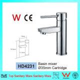 Golpecito del lavabo del cuarto de baño de la maneta de la filigrana estándar de Australia solo (HD4231)