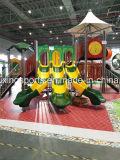아이들 체조 안전한 옥외 운동장 장비