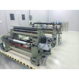 Cigarette Film Horizontal Slitting Rewinding Machine