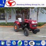 2WD agrícola de 25 HP Tractor agrícola pequeño jardín
