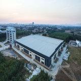 Di impianto di fabbricazione portale dell'acciaio per costruzioni edili del blocco per grafici dell'ampia luce