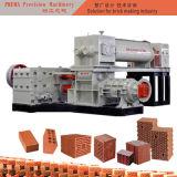 기계의 만들을 막는 기계 찰흙에 자동적인 발사된 벽돌