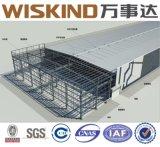 Дом Prefabricate легких стальных структура проста в установке стальной дом