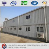 Office Building를 위한 Sinoacme Modified Shipping Container House