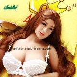Bambola reale del sesso della vagina di realtà del silicone di marca 165cm di Jarliet per l'uomo