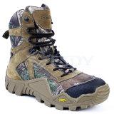 As sapatas de desportos de Inverno Esdy Caminhadas Calçados Camo botas militares