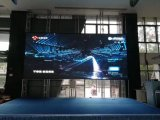 Haute résolution P3&P4-P5-P6 Indoor pleine couleur Affichage LED incurvée pour la publicité